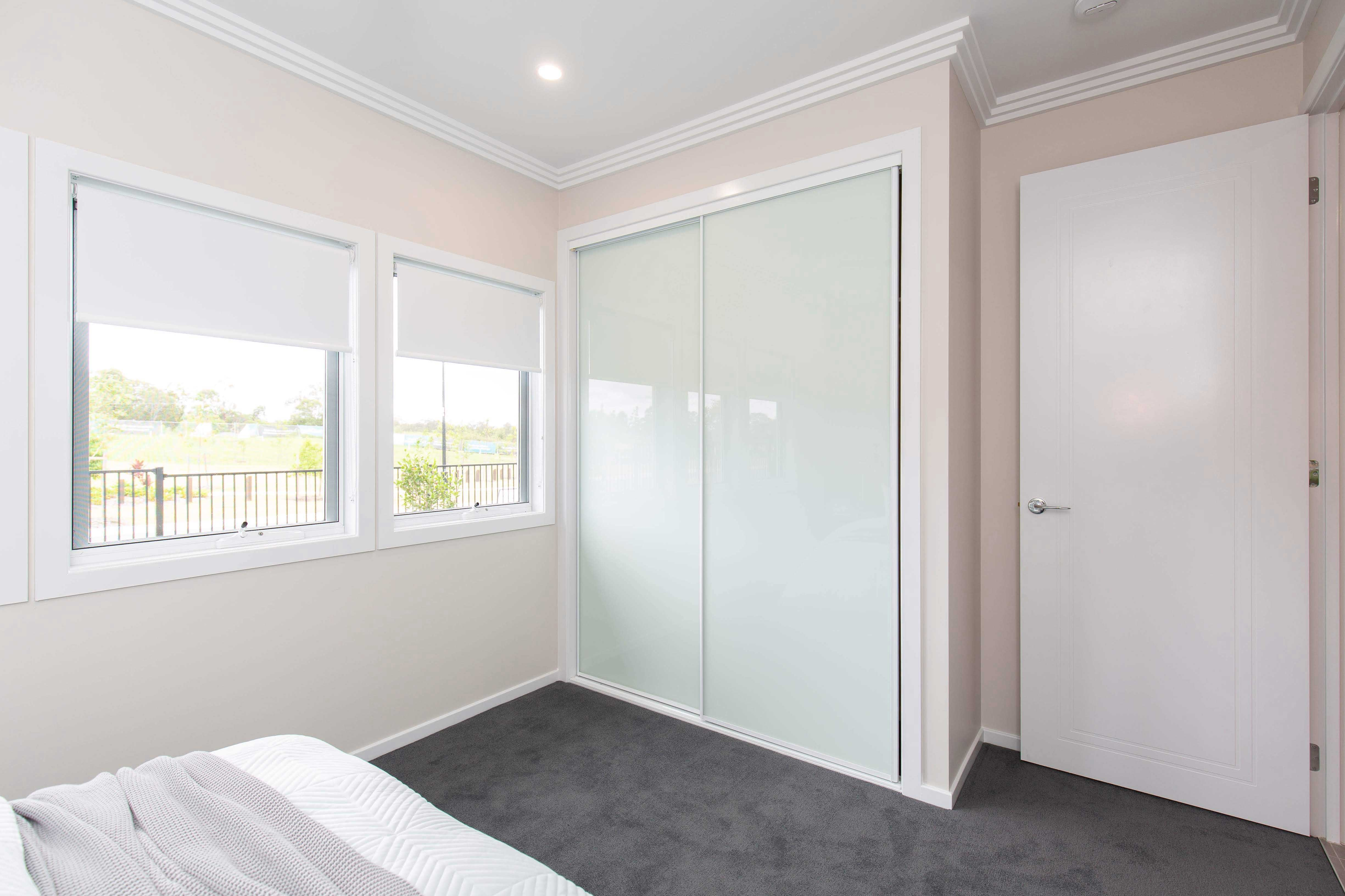 Bedroom 3 In Built Wardrobes