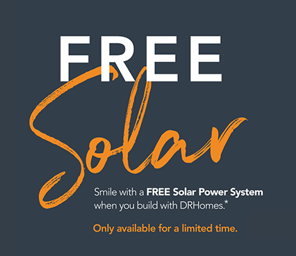 Smile with free solar!